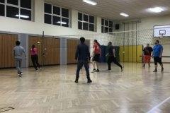Volleyball - Impressionen der ersten Trainingseinheit